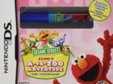 Elmo's A-to-Zoo Adventure The VideoGame