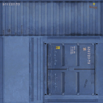 Container blue-1-