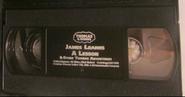 JamesLearnsaLesson2004VHSTape