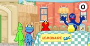 Elmo and Grover's Lemonade Stand 16