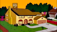 The Simpsons Hollywoodedge, Bird Rooster Two Crow PE021501