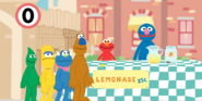 Elmo and Grover's Lemonade Stand 18