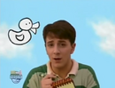 Blue's Clues Hollywoodedge, Bird Duck Quacks Clos PE020501 (6)