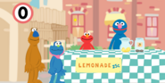 Elmo and Grover's Lemonade Stand 20