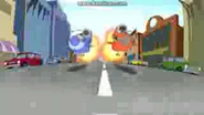 Tom and Jerry Fast and The Furry SCI FI - ROCKET LAND SPEEDER START AND AWAY 6