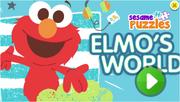 Elmo's World Puzzles 1