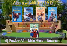 Slimey the Worm DVD Previews5