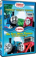 ThomasTrustyFriendsandOnSitewithThomas2014DVD