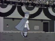 The Simpsons Medium Exterior Crow PE140501