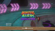 Monsters vs. Aliens Monthership 200cc