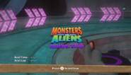 Monsters vs. Aliens Monthership 200cc