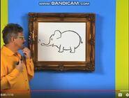 Yo Gabba Gabba! Sound Ideas, ELEPHANT - ELEPHANT TRUMPETING, THREE TIMES, ANIMAL,
