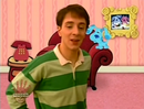 Blue's Clues Magenta Comes Over Sound Ideas, TELEPHONE, DOMESTIC - OLD DIAL PHONE, BELL RINGING