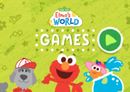 Elmo's World Games (Spring Version) 1