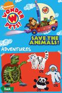 Wonder Pets!Save the Animals!7