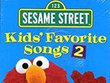 Sesame Street Kids' Favorite Songs 2 2001 DVD/Gallery