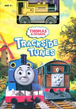 TracksideTunesDVDwithWoodenDuncan