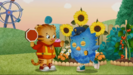 Daniel Tiger's Neighborhood Sound Ideas, BLINK, CARTOON - XYLO EYE BLINKS,