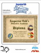 InspectorOohtheGreatMonkeyDetectiveDiploma