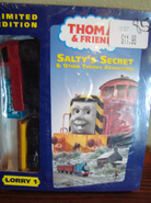 Salty'sSecretVHSwithWoodenRailwayLorry1withFlatbed