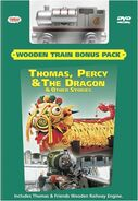 Thomas,PercyAndTheDragonAndOtherStoriesWithWoodenRailwaySilverPercy