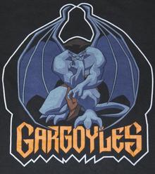 Gargoyles logo