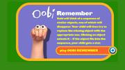 Oobi Remember 1