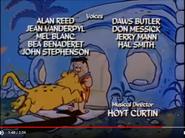 The Flintstones Outro 1 Sound Ideas, RUN, CARTOON - TEMPLE BLOCK RIOT, SHORT