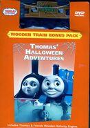 Thomas'HalloweenAdventureswithWoodenRailwayHauntedCaboose