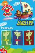 Wonder Pets!Save the Animals!5