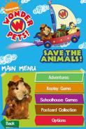 Wonder Pets!Save the Animals!6