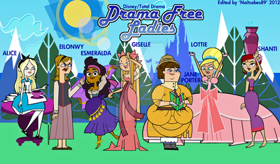 Drama free ladies by naitsabes89-d4y197j