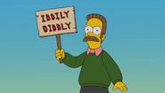 The Simpsons ROADRUNNER MEEP MEEP 2