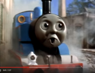 Thomas and the Magic Railroad Trailer CARTOON, WHISTLE - FLUTTER WHISTLE SHORT FLUTTER 01
