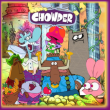 Chowder cover