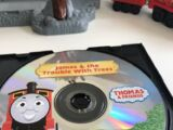 James and the Trouble with Trees (Take Along DVD)