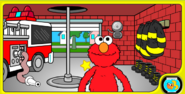 Elmo's Fire Safety Game 23