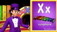 Rock 'N Learn- Alphabet (2012) Sound Ideas, COMEDY, ACCENT - WOOD XYLOPHONE- HOP UP