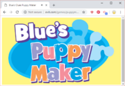 Blue's Puppy Maker 2