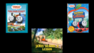 JamesLearnsaLesson(DVD)History