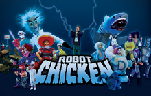 Robot chicken cover-0