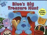 Blue's Big Treasure Hunt