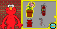 Elmo's Fire Safety Game 30