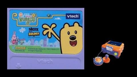 Wow! Wow! Wubbzy! Attack of the 50-Foot Fleegle (V