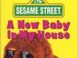 Sesame Street A New Baby in My House 2004 DVD/Gallery