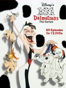 101 dalmatians tv series dvd cover