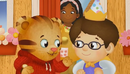 Daniel Tiger's Neighborhood Sound Ideas, HORN, PARTY - THREEBLOWS, NOISEMAKER (2)