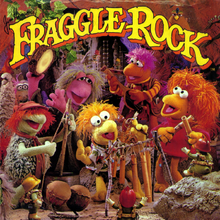 Fraggle rock cover