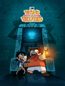 250px-Victor and Valentino poster