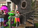 Barney and Friends Sound Ideas, ELEPHANT - ELEPHANT TRUMPETING, THREE TIMES, ANIMAL 2